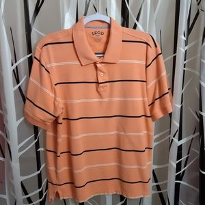 Izod Short Sleeve Polo Shirt